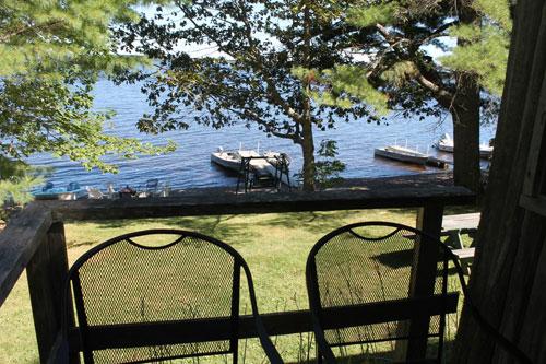 Near Acadia National Park & Bar Harbor: Lakeside Cedar
